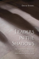 Pdf Leaders in the Shadows