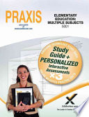 Praxis Elementary Education: Multiple Subjects 5001 Book and Online