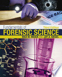 Fundamentals of Forensic Science Book