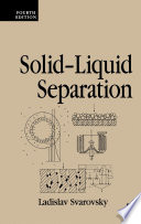 Solid Liquid Separation