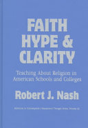 Faith, Hype, and Clarity