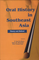 Oral History in Southeast Asia