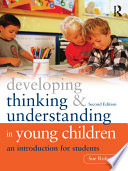 Developing Thinking And Understanding In Young Children