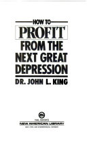 How to Profit from the Next Great Depression