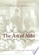 The Art of Alibi Pdf/ePub eBook