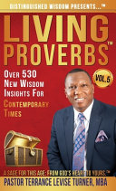 Distinguished Wisdom Presents        Living Proverbs  Vol 5