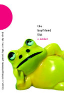 Pdf The Boyfriend List