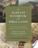 The Harvest HandbookTM of Bible Lands