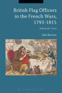 Pdf British Flag Officers in the French Wars, 1793-1815 Telecharger