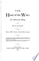 The Heart of the West Book