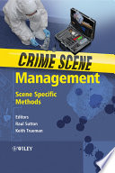 Crime Scene Management Book