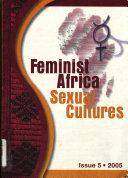 Feminist Africa