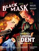 Black Mask  Fall 2017
