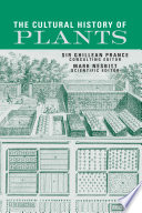 The Cultural History of Plants
