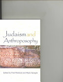 Judaism and Anthroposophy