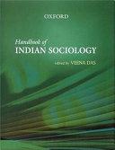 Handbook of Indian Sociology