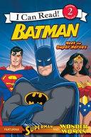 Batman Classic: Meet the Super Heroes