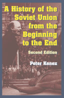Pdf A History of the Soviet Union from the Beginning to the End