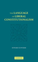 The Language of Liberal Constitutionalism - Seite 355