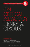 Pdf On Critical Pedagogy Telecharger