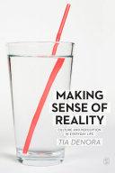 Pdf Making Sense of Reality