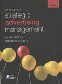 Cover of Strategic Advertising Management