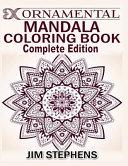 Ornamental Mandala Coloring Book