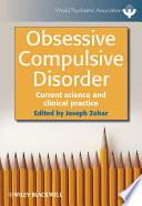 Obsessive Compulsive Disorder Book
