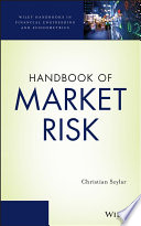 Handbook of Market Risk
