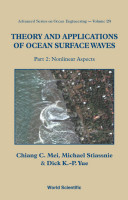 Theory and Applications of Ocean Surface Waves: Nonlinear aspects