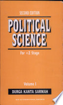 Political Science 2 Stage Vol I