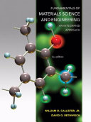 Fundamentals of Materials Science and Engineering  An Integrated Approach  4th Edition Book