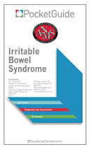 Irritable Bowel Syndrome GUIDE PocketGuide