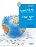 Pdf Cambridge IGCSE and O Level Geography 3rd edition