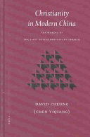 Christianity in Modern China