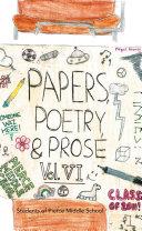 Paper  Poetry   Prose Volume Vi