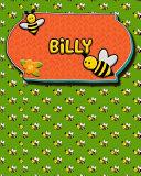 Handwriting Practice 120 Page Honey Bee Book Billy
