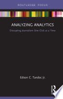 Analyzing Analytics Book