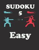 Sudoku Easy 5