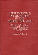 International Intervention in the Greek Civil War