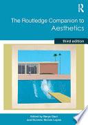 The Routledge Companion To Aesthetics