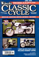 WALNECK S CLASSIC CYCLE TRADER  JUNE 2008