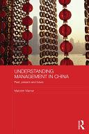 Understanding Management in China