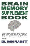Brain Memory Supplement Book