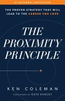 The Proximity Principle Book