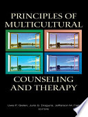 Principles Of Multicultural Counseling And Therapy Book PDF