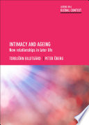 Intimacy and ageing Book PDF