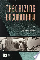 Cover of Theorizing Documentary