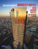 University Physics: Australian edition