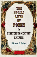 The Social Lives of Poems in Nineteenth-Century America - Seite 243